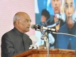 Child rapists shouldn't have provision of mercy plea: President Ram Nath Kovind