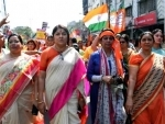 I dedicate my victory to all those party workers who sacrificed their lives: BJP MP Locket Chatterjee
