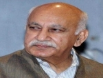 MJ Akbar deposes in criminal defamation case filed against lady journalist