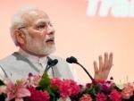 Prime Minister Narendra Modi visits Agra