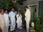 West Bengal: BJP slams Mamata-Naidu meet