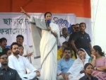 I will not tolerate anyone trying to topple my government: Mamata Banerjee