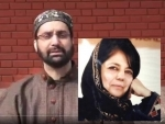 Summoning of Mirwaiz by NIA to divert attention from real issues: Mehbooba