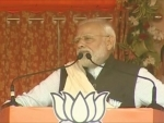 People teach lesson at the first opportunity to those who back stab mandate: Modi