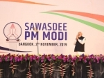 PM Narendra Modi says New India being built