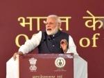 PM Narendra Modi to address two rallies tomorrow in Jamshedpur and Khunti