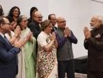 PM to address 'Howdy Modi' today, receives Kashmiri Pandits' delegation in Houston