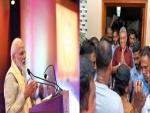 Prime Minister Narendra Modi congratulates Gotabaya Rajapaksa for winning Sri Lanka's Presidential election