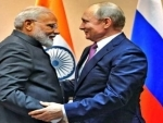 India-Russia talks: Modi thanks Putin for Amethi rifle factory