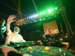 PM Narendra Modi to visit his Varanasi constituency today after registering massive victory in Lok Sabha polls