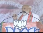 40 of your lawmakers are in touch with me: Narendra Modi tells Mamata Banerjee during a rally in Bengal