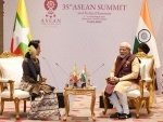PM's Thailand visit: Narendra Modi meets State Counsellor of Myanmar Aung San Suu Kyi