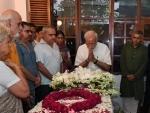 PM Narendra Modi pays tribute to Sheila Dikshit