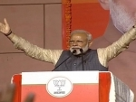 I vow never to act with bad intention or for myself, says Modi in impassioned victory speech