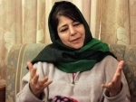Any tampering with Article 370, Art 35-A will render Treaty of Accession null & void: Mehbooba