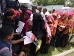 Lakhs of illegal Bangladeshi Muslims names appear in Assam's draft NRC: BJP MLA