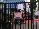 NRS junior students continue protest, want their safety to be ensured