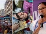 Mamata Banerjee allows media coverage of meeting with protesting NRS doctors
