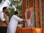 J P Nadda pays tribute to Shyama Prasad Mukherjee on his death anniversary