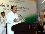 Vice President Naidu hits out at Pakistan for misusing NAM forum
