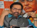 Nation wants govt with clear mandate under Narendra Modi: Mukhtar Abbas Naqvi