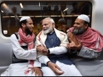 Hope it furthers spirit of peace and happiness: Narendra Modi wishes on Eid-Al-Adha