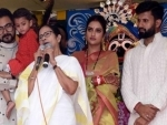 Mamata Banerjee is trying to bring equality among all religion: Nusrat Jahan