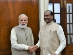 Narendra Modi welcomes election of Om Birla as Lok Sabha Speaker