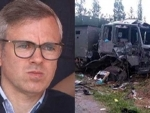 Omar Abdullah expresses grief over death of 2 Army soldiers in Pulwama IED blast