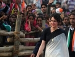 We will fight with all our might: Priyanka Gandhi Vadra