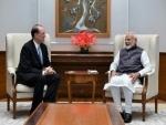 PM Modi meets President of World Bank