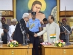Justice Ajay Lamba sworn in as Chief Justice of the Gauhati High Court
