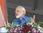 Martyrdom in Pulwama attack inspired us to uproot base of terrorism: Modi