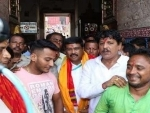 Dharmendra Pradhan visits Jagannath temple, inspects damage caused by Fani