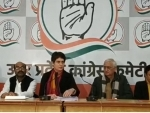 No place for revenge, violence in the soul of the country: Priyanka Gandhi Vadra