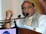 Morale of forces very high: Rajnath Singh