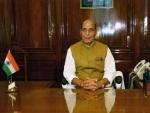 Rajnath Singh to embark on Russia visit tonight