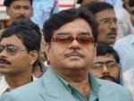 LS polls: BJP may drop Shatrughan Sinha as LS candidate