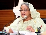 Bangladesh PM Sheikh Hasina condoles Sushma Swaraj's death