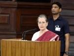 Sonia Gandhi to be next Congress President