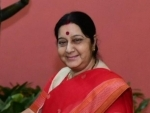 News about my appointment as Governor of Andhra Pradesh is not true: Sushma Swaraj