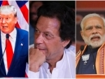 Time to take up US President Donald Trump's mediation offer on Kashmir issue: Imran Khan
