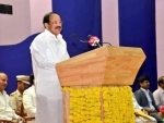Venkaiah Naidu calls for steps to digitize, preserve works in different literary forms in Indian languages