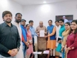 ABVP delegation discuss core issues with Amit Shah, other central leaders