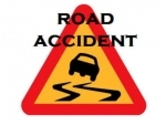 10 people injured in bus accident near Sukna
