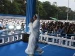 In her veiled message on Eid, Mamata Banerjee warns BJP
