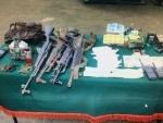 Unlicensed rifles recovered from civilian's house in J&K's Kishtwar