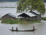 Flood situation still grim in Assam, over 70,000 people affected
