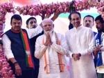 BJP-Shiv Sena retains Maharashtra amid Sharad Pawar's resurgence, Haryana goes for hung assembly