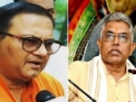 Does not matter who says what sitting at home: Bengal BJP chief Dilip Ghosh counters Chandra Bose